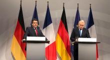 Almanya, Astana'da alınan kararlardan memnun