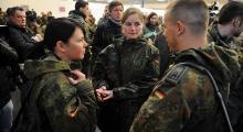 Almanya'da askeri görev yapamıyor