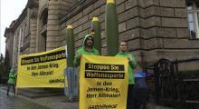 Almanya - Suudi Arabistan silah ambargosu