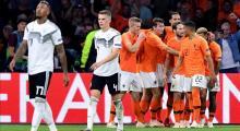 Almanya'ya üç gol