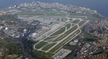 Atatürk Havalimanı pistine giren köpek 5 uçağı pas geçirtti