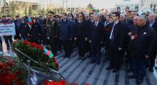 Hocalı Katliamı'nın kurbanları anılıyor