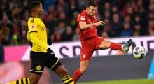 Borussia Dortmund'u mağlup