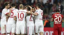 İlk finalist Bayern Münih