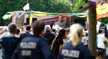 Almanya HDP mitingi