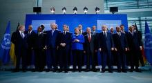 Berlin Konferansı Libya krizi