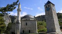 Bosna Hersek'te 'kubbeli camiler şehri'