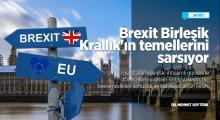 Brexit Birleşik Krallık'i sarsıyor