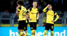 Borussia Dortmund yara aldı