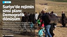 Suriye'de rejimin sinsi planı