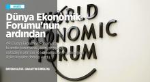 Ekonomik Forumu'un ardından