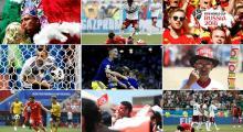 Dünya Kupası'nda onuncu gün