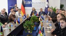 EUBA Doğu Almanya üyeleri ile buluştu