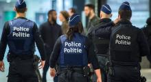 Belçika'nın Antwerp kentinde terör denemesi