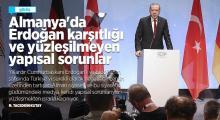 Almanya'da Erdoğan karşıtlığı