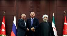 Suriye zirvesi Anayasa Komitesi