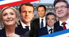Fransa Cumhurbaşkanlığı seçimi ilk tur sonuçları belli oldu