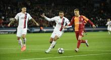 Galatasaray'dan Avrupa'ya veda