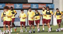 Galatasaray, Leipzig hazırlık maçı