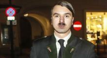 'Herald Hitler' tutuklandı