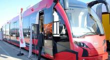 Ilk tramvay ihracatı