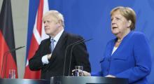 Merkel'den 'tedbir maddesi'