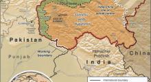 Keşmir'de 5 direnişçi öldürüldü