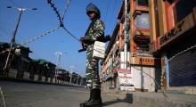 Hindistan'a Cammu Keşmir için çağrı