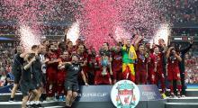 UEFA Süper Kupa Liverpool'un