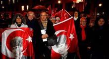 Atatürk - Hitler benzetme protestosu