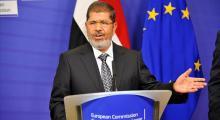 Muhammed Mursi AB'nin 'turnusol kağıdı'