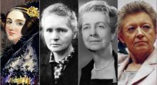 Öncü kadınlar bilim dünyasında