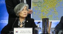 """Güney Kore Dışişleri Bakanı Kang:"""" Kuzey Kore ve Güney Kore görüşmeleri bir fırsat"""""""