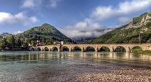 Mimar Sinan'ın Bosna Hersek'teki imzası: Drina Köprüsü