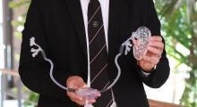 Türk bilim insanları cerrahide 3D teknolojisine imza attı