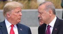 Trump Erdoğan ile görüşecek