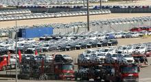 Avrupa sokaklarında Türkiye araçları