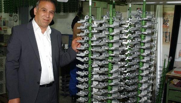Almanya'da işçiydi, şimdi fabrika sahibi