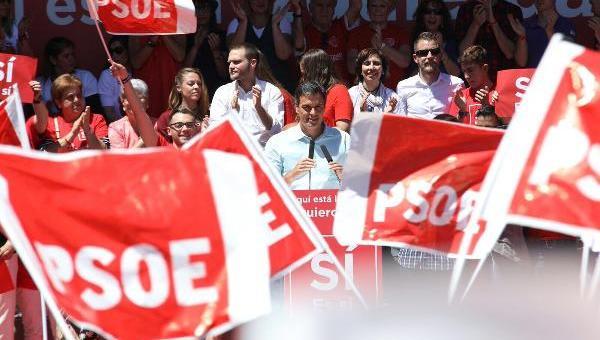"İspanya'da muhalefet lider olarak Pedro Sanchez""i seçti"