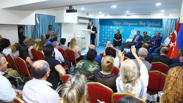Bakü ve Şanlıurfa arasında kültür platformu kurulacak