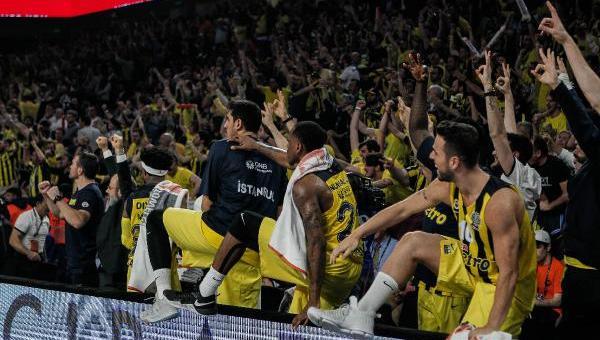 İstabul'da şampiyon Fenerbahçe