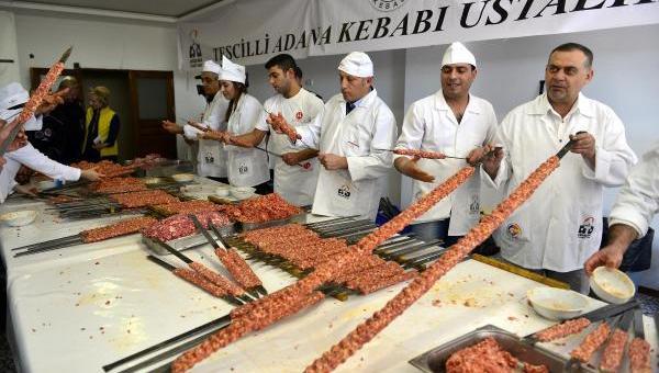 Adana Kebabı'na uluslararası patent geliyor