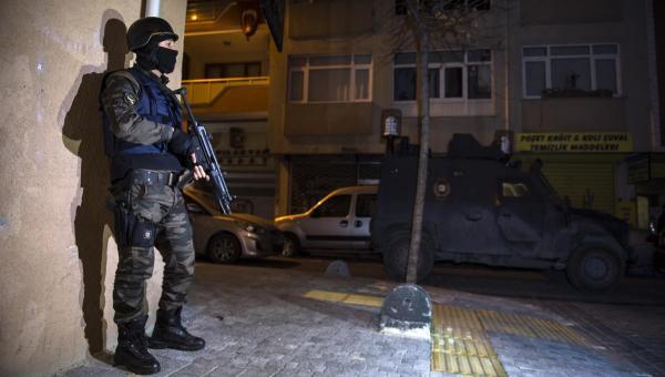 IŞİD'li sanıklara ağırlaştırılmış müebbet