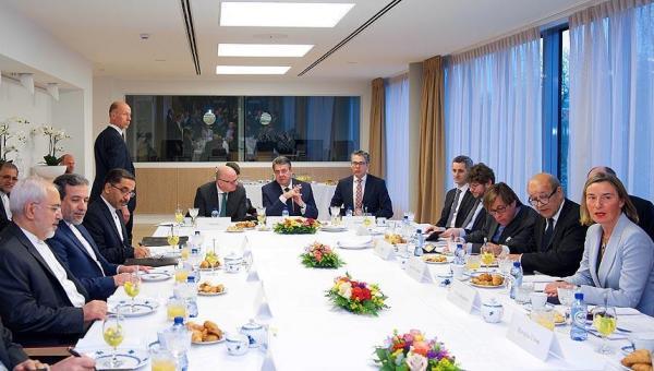 AB'den İran nükleer anlaşmasına destek