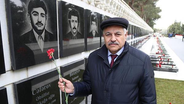 Azerbaycan, Sovyet ordusunun '20 Ocak Katliamı'nı unutmadı