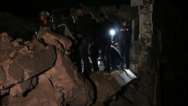 Alman Hava Kuvvetlerinden Suriye'de sivil katliamı: 33 ölü