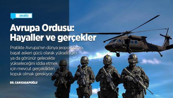 Avrupa Ordusu: Hayal