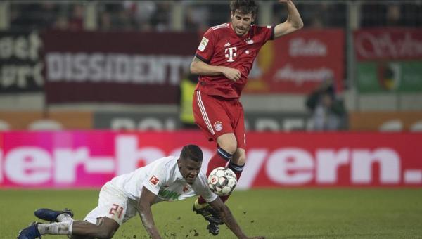 Bayern Münih 3-2 kazandı
