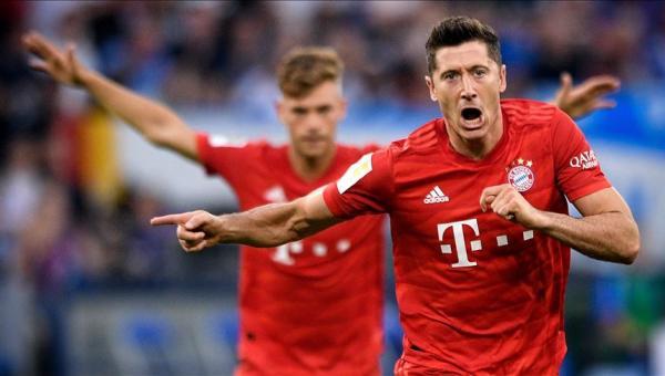 Bayern Münih sezonun ilk galibiyeti