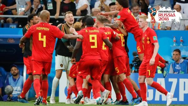Belçika çeyrek finalde
